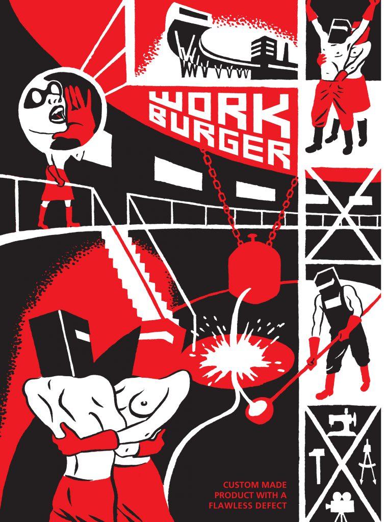 Naslovnica IGOR HOFBAUER-Workburger