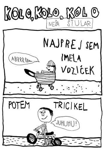 Neža Štular, 6 let