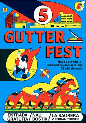 Gutter Fest, 19 - 20 May 2017, 