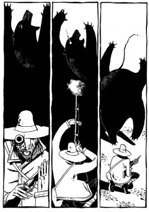 pogovor o stripu Sin očeta medveda in etiki živali, 30. maj ob 19. uri,  knjigarna Azil, Ljubljana
