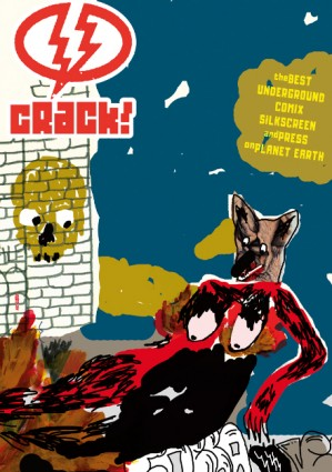 Meet us at the CRACK! festival in Rome!