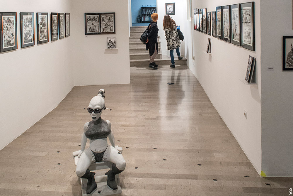Marko Kociper: Jazbec in tretji svet