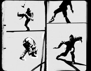 Danijel Žeželj - skice